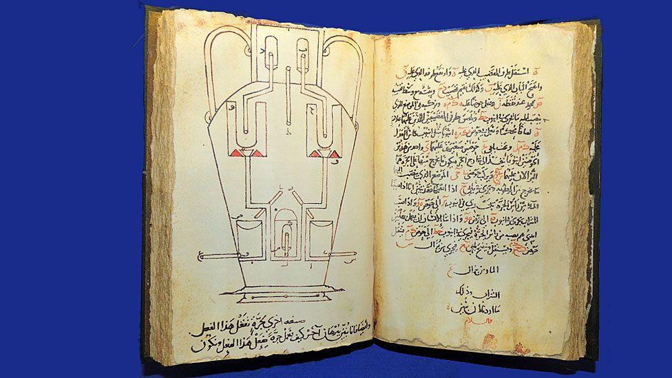 Las ingeniosas maravillas que inventaron en el siglo IX tres hermanos persas en la Casa de la Sabiduría de Bagdad