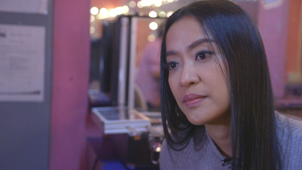 Pop star Mocha Uson became one of Duterte's most famous - and controversial - volunteers