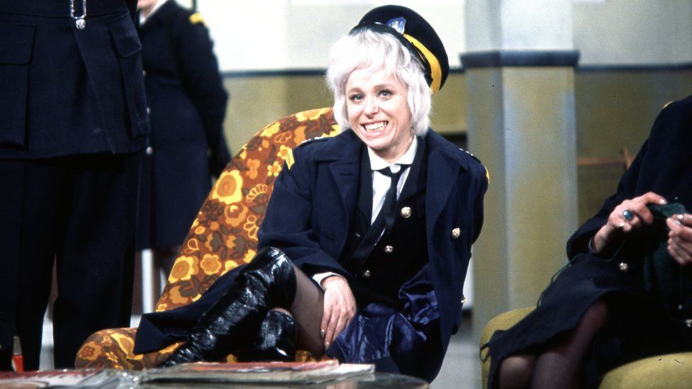 Barbara Windsor in Meter Maids