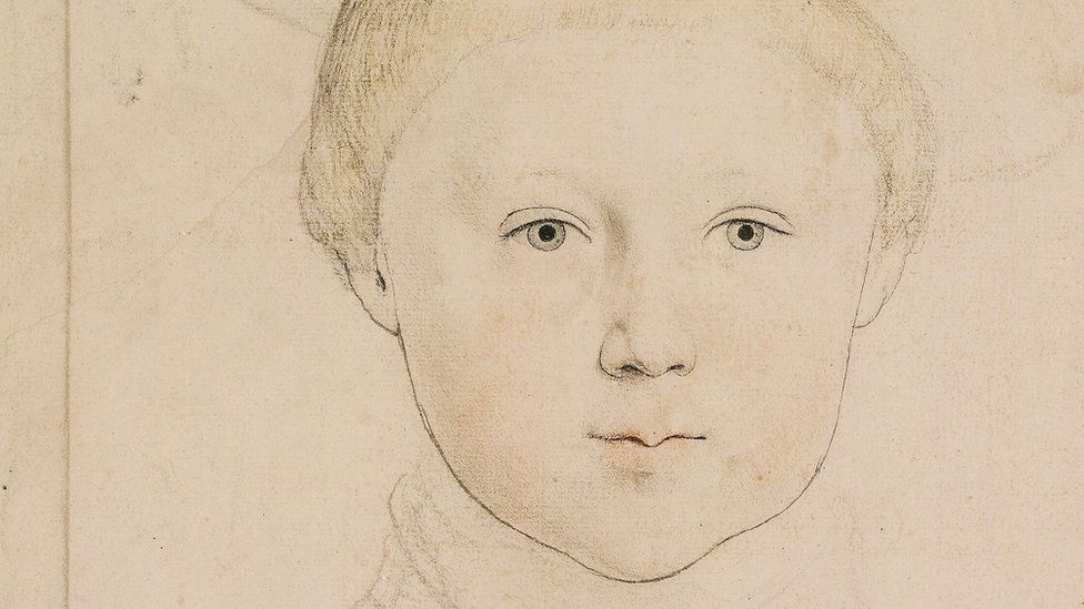 Hans Holbein the Younger, Edward, Prince of Wales
