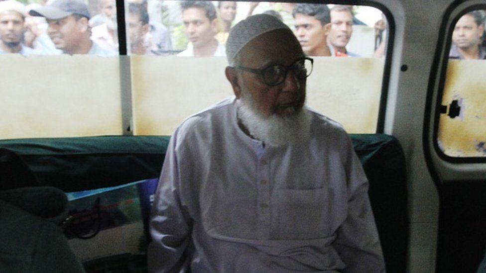 Ghulam Azam (December 2013)
