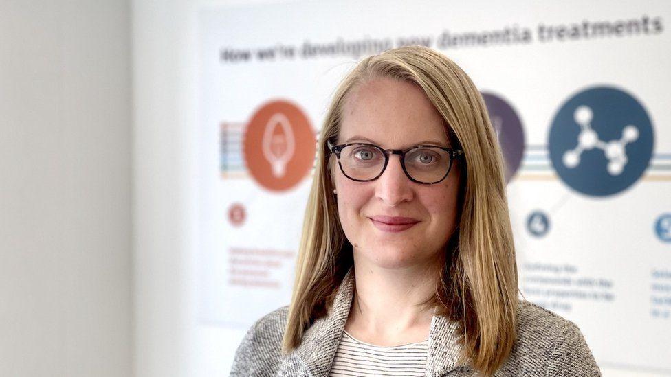 Laura Phipps, Alzheimer's Research UK