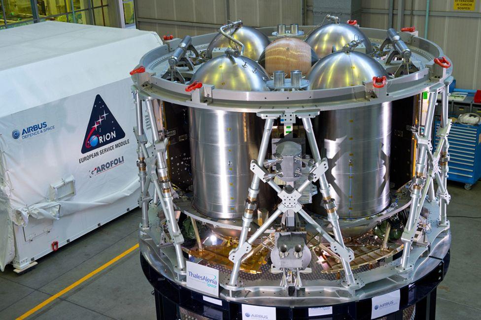 Orion STA Service Module