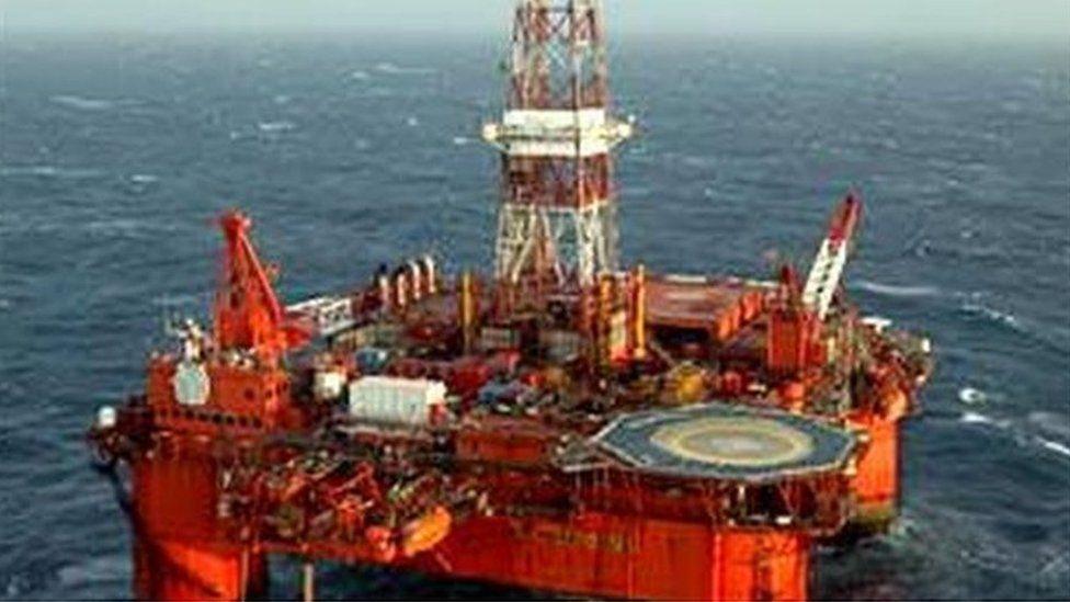 Balmoral rig [Pic: Premier Oil]