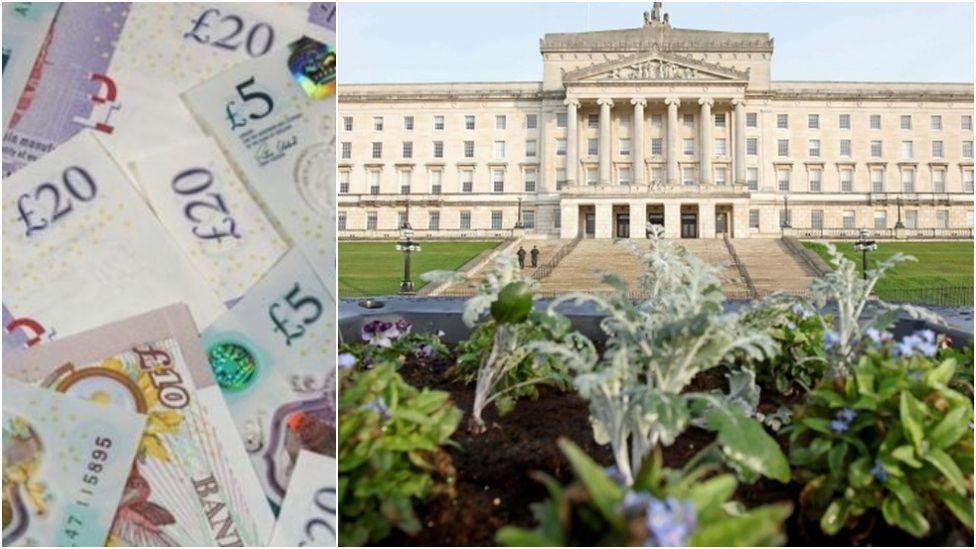 Stormont money