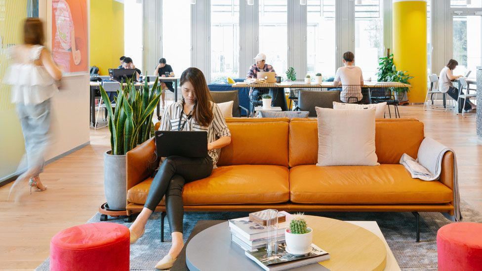 Is WeWork really worth nearly $50bn? - BBC News