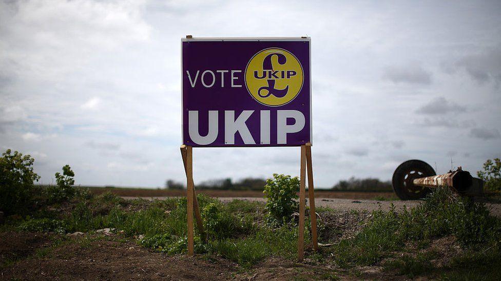 A UKIP poster