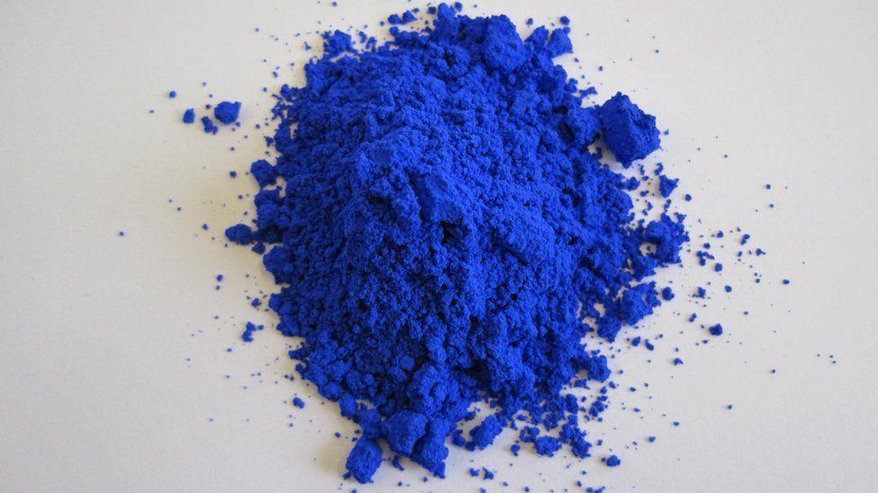 YInMn, la nueva tonalidad de azul que fue descubierta por accidente