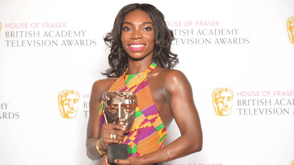 Michaela Coel Tv Star And Writer Reveals She Was Sexually Assaulted Bbc News