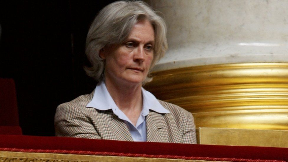 Penelope Fillon, French presidential candidate Francois Fillon's wife