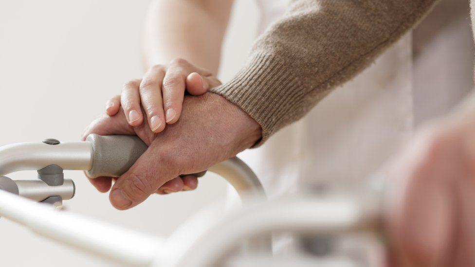 Dementia patients being 'dumped in hospital'
