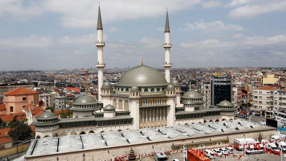 Мечеть Таксим