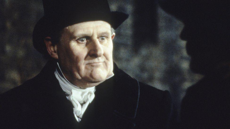 Peter Vaughan actor