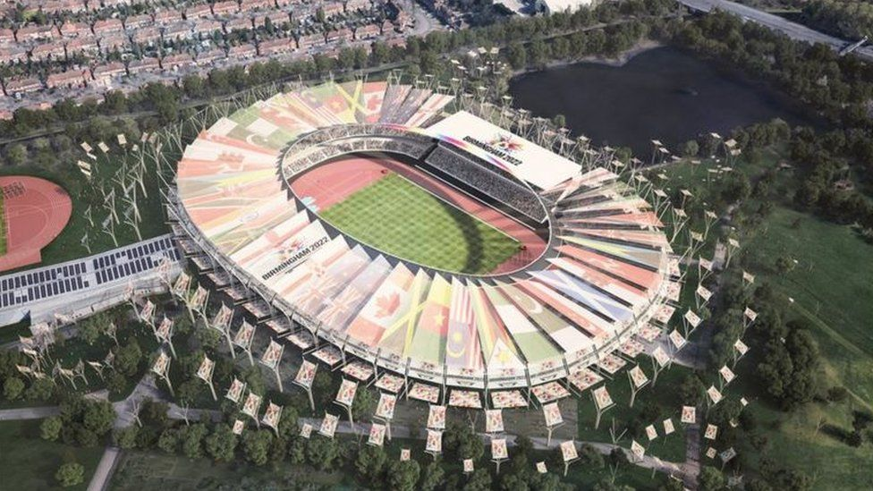 2020 Commonwealth Games.Venues Announced For Birmingham 2022 Commonwealth Games