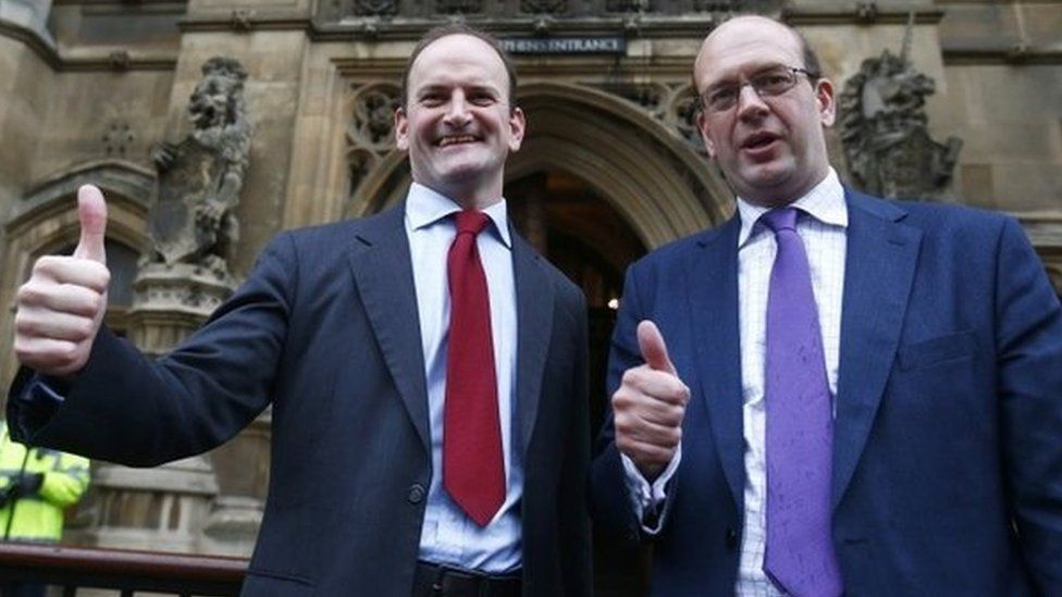 Douglas Carswell and Mark Reckless