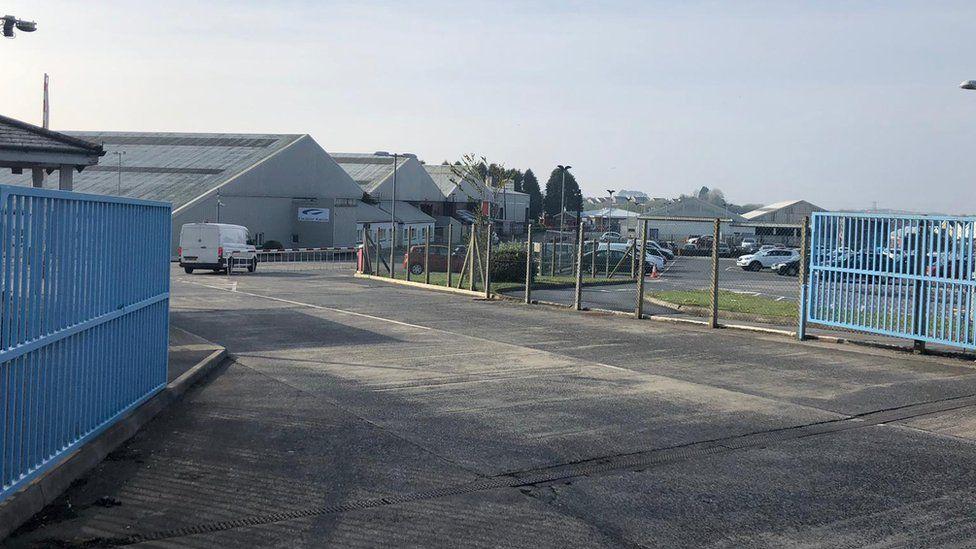 Calsonic Kansei factory