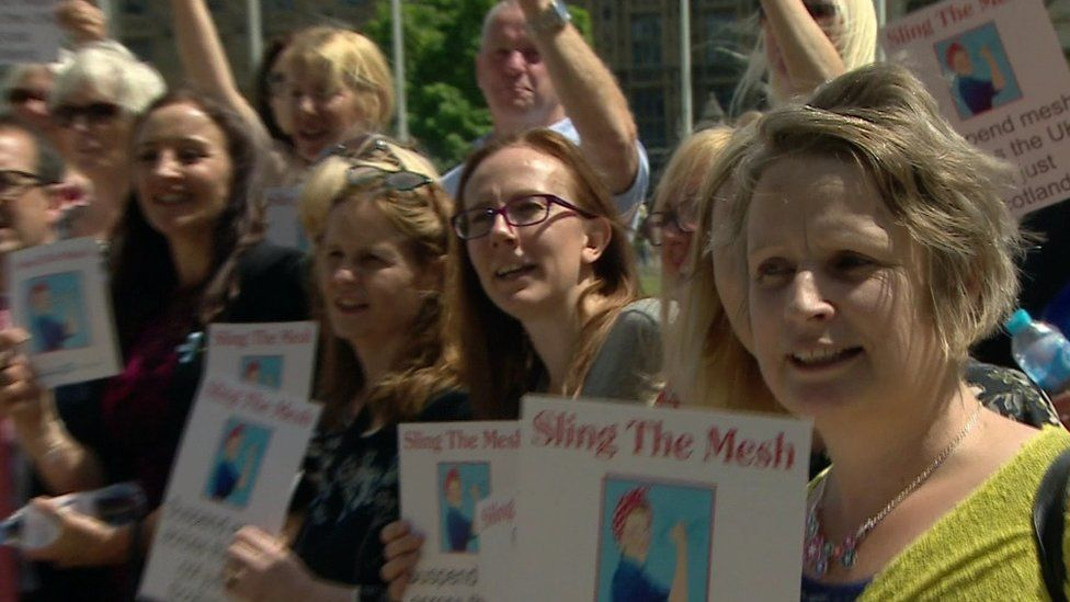 A number of women raised the issue at Westminster on Tuesday
