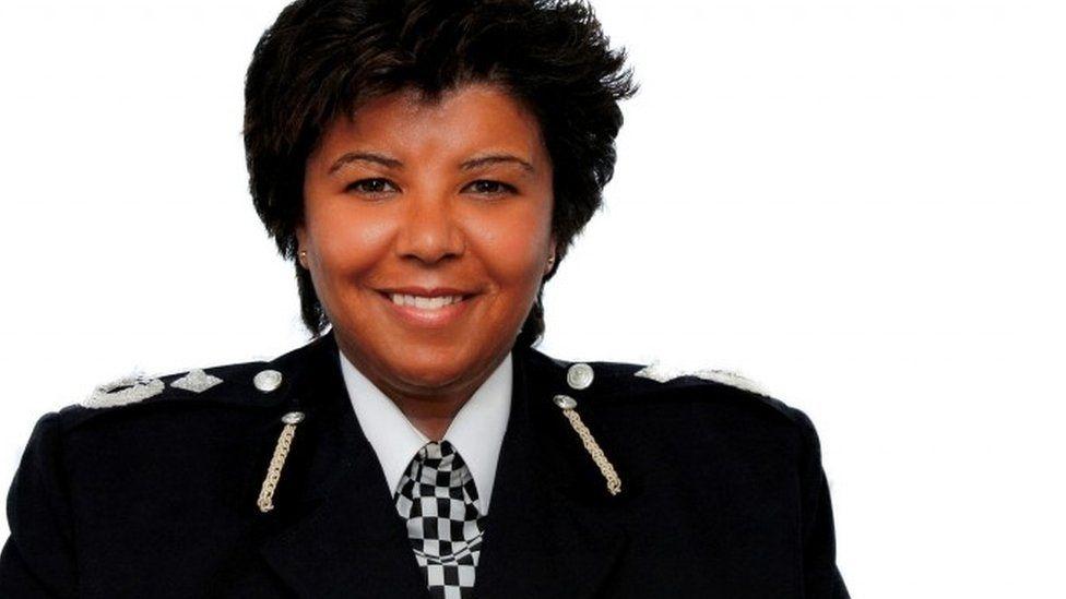 Assistant Commissioner Patricia Gallan