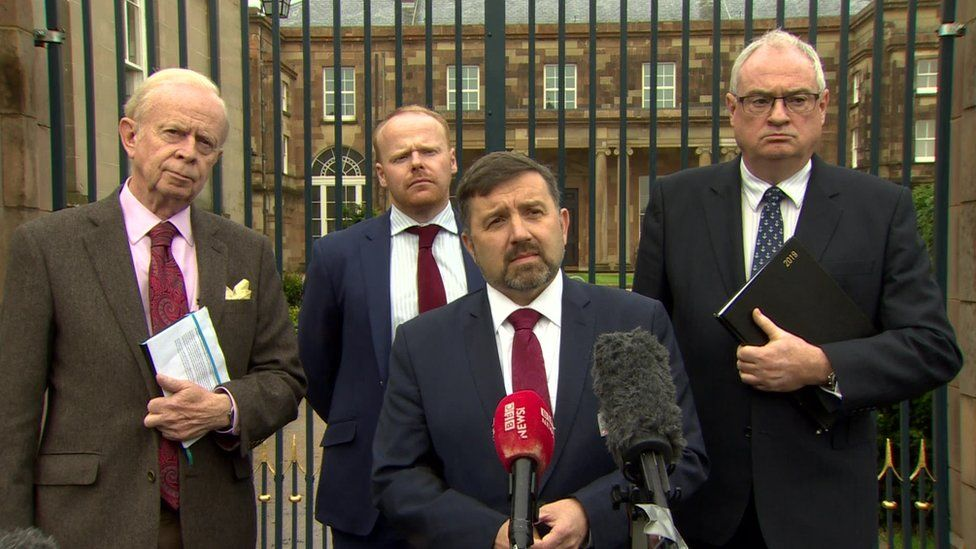 UUP press conference