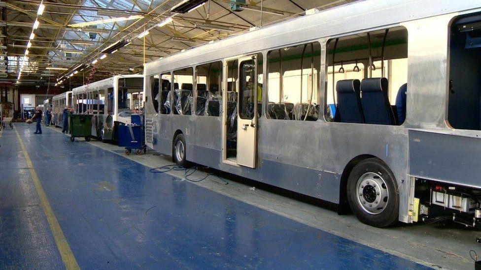 Bus factory