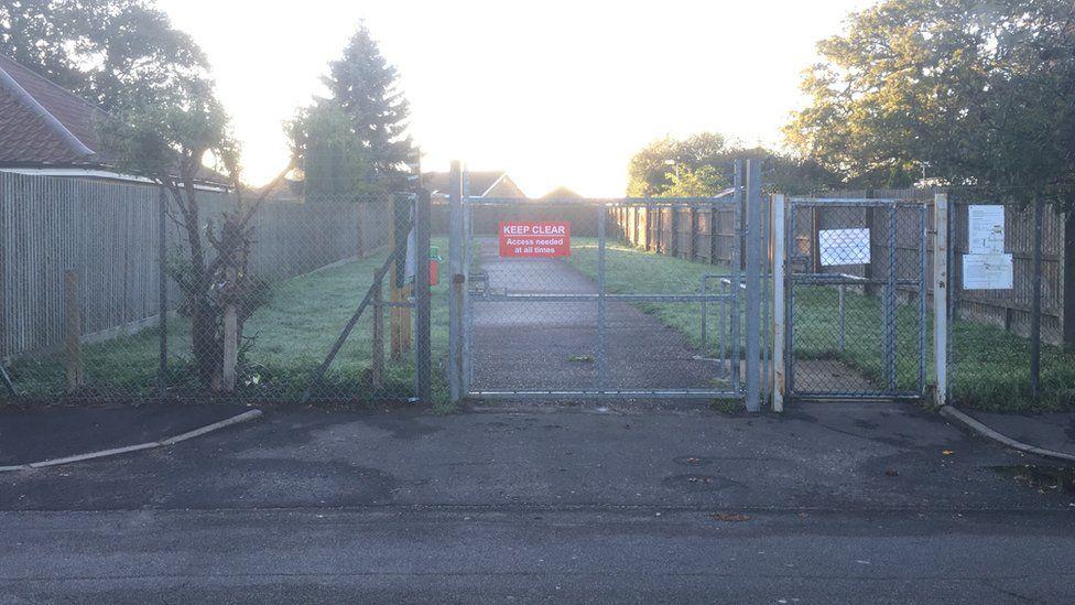 Mountfield Park in Hellesdon