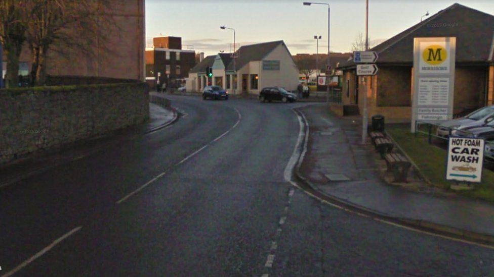 Ladyacre Road, Lanark
