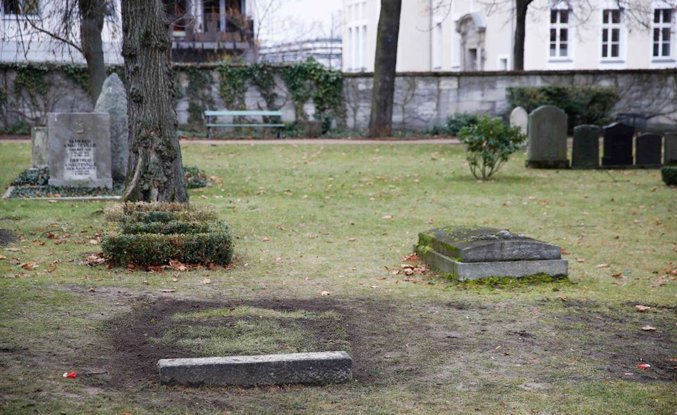 Grave of Heydrich
