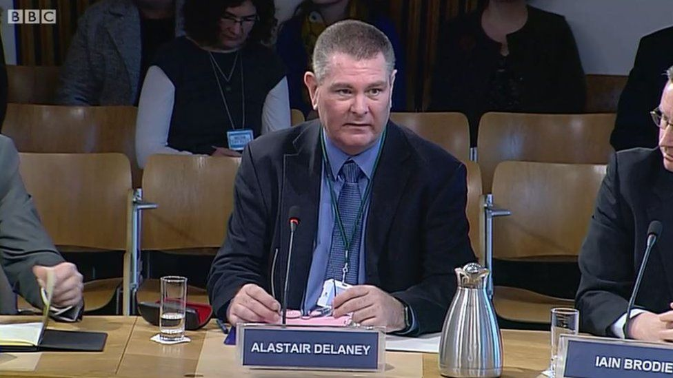 Alastair Delaney