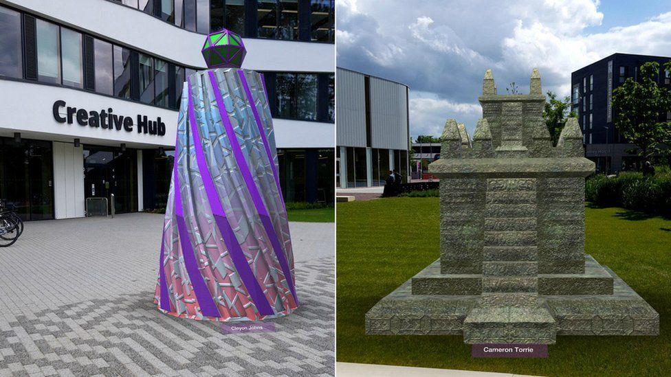 Virtual Sculpture