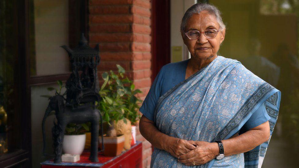 Veteran Indian politician Sheila Dikshit dies at 81