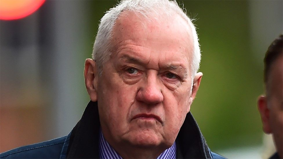 Hillsborough trial: Police chief 'lied about fans forcing Hillsborough gate'