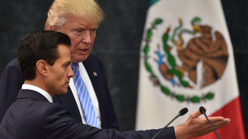 """""""El gobierno de México cayó en la trampa"""": la reacción de los mexicanos al encuentro de Enrique Peña Nieto con Donald Trump"""