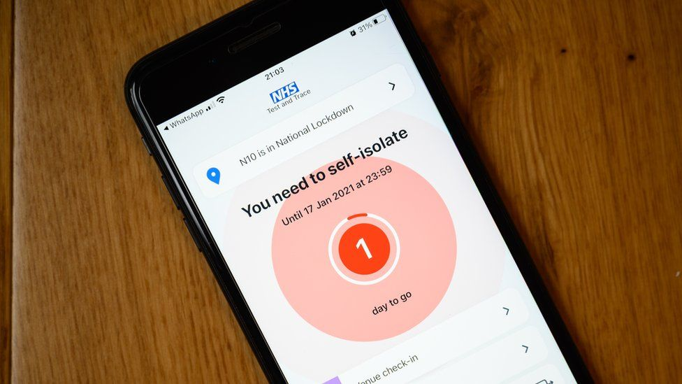 NHS Covid app: Should it stay or should it go? thumbnail
