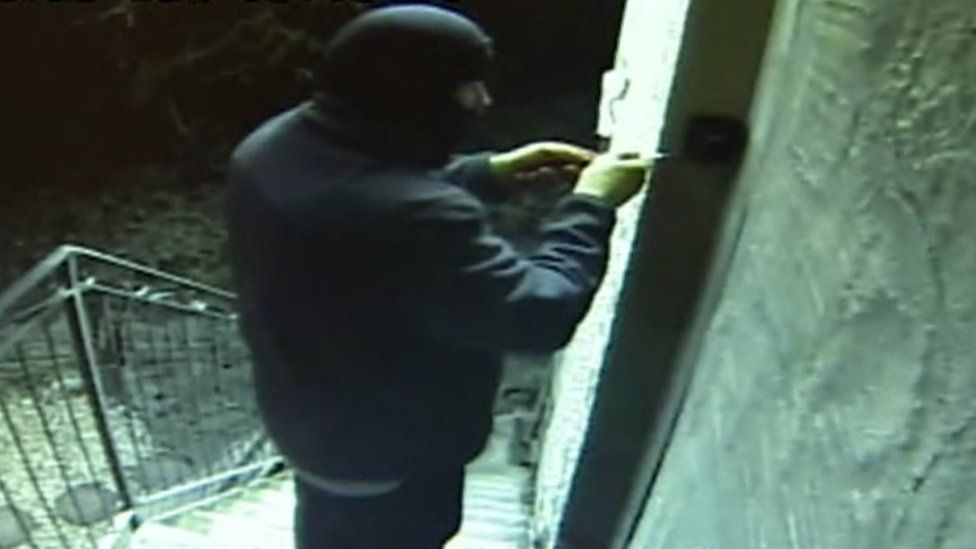 CCTV Sanclêr
