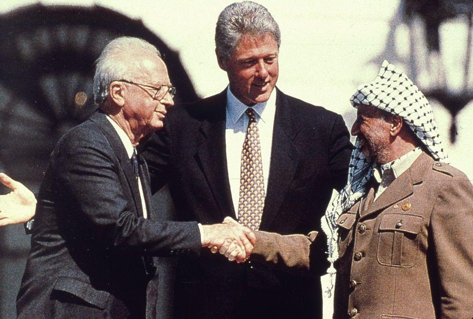 اوسلو معاہدے کے بعد امیدیں دیرپا ثابت نہ سکیں