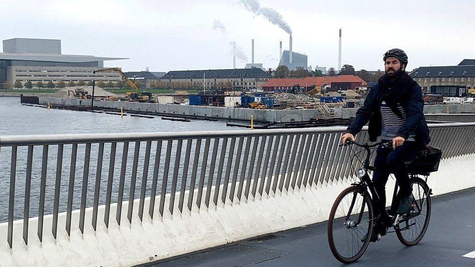 The Amager Bakke is a new landmark for Copenhagen
