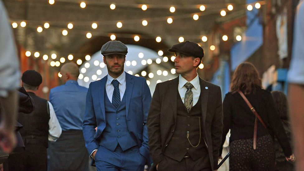 The festival letting fans follow in the footsteps of the Peaky Blinders