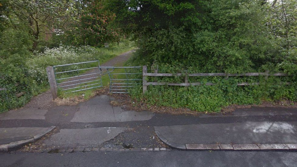 Wake Green Road in Billesley