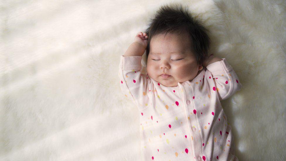 Japanese baby