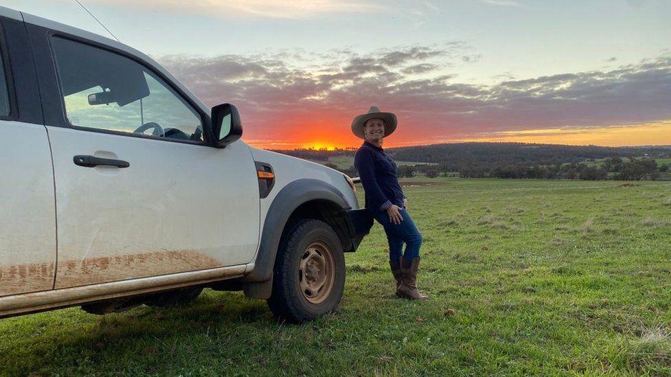 Kelliher Australian farm