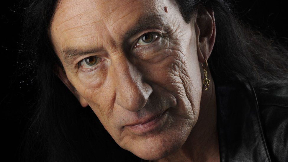 Ken Hensley wrote a lot of Uriah Heep's early hits and sang on their track Lady in Black
