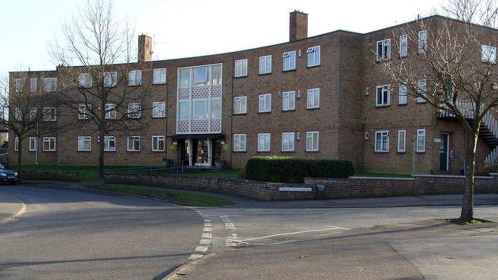Flats in Tuckswood, Norwich