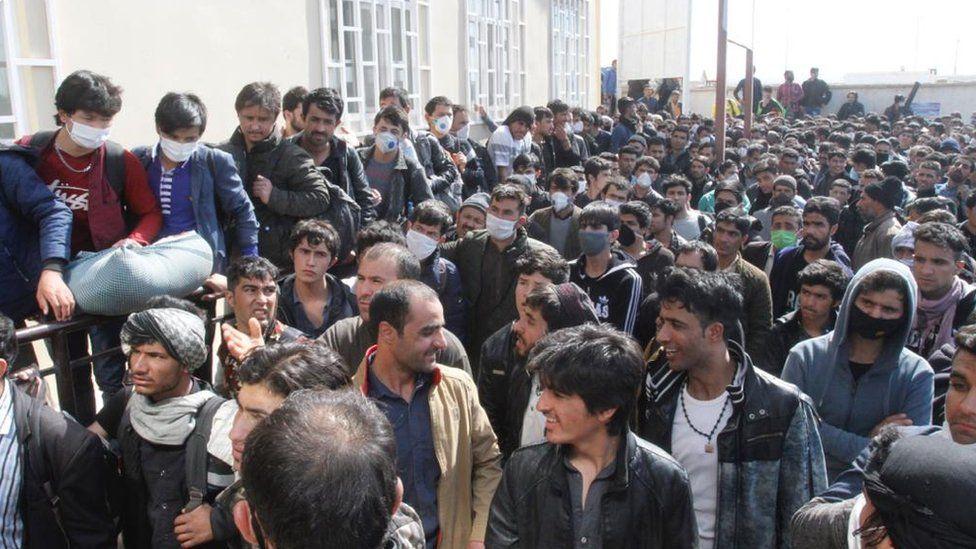 Islam Qala border
