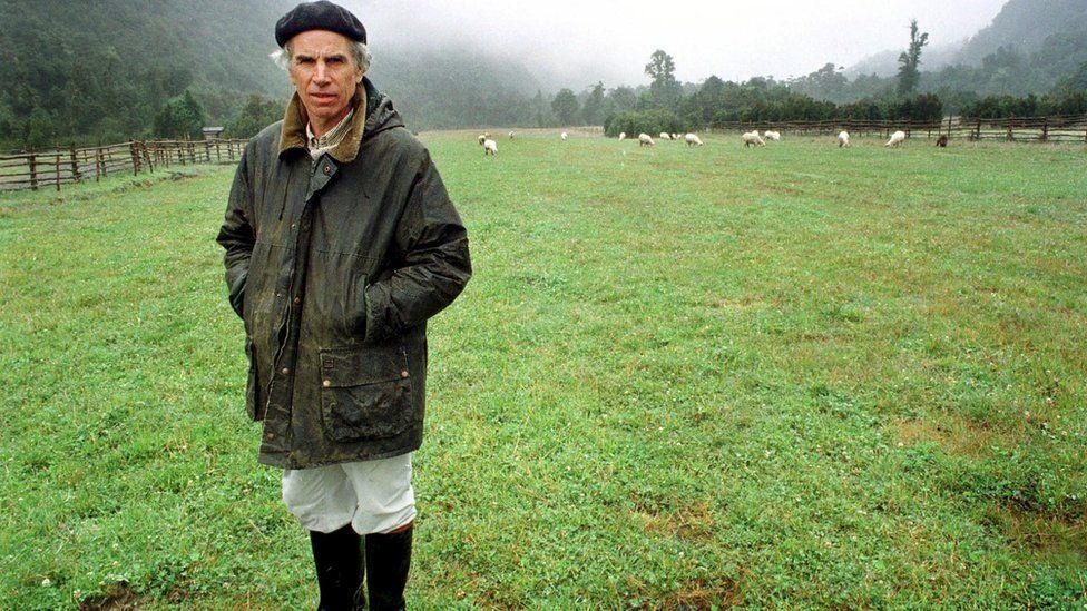 U.S. millionaire conservationist Douglas Tompkins died on December 8, 2015 aged 72.