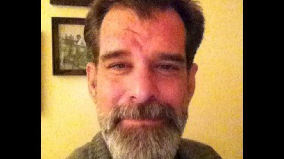 San Bernardino shooting victim Shannon Johnson appears in a photo on his LinkedIn profile.