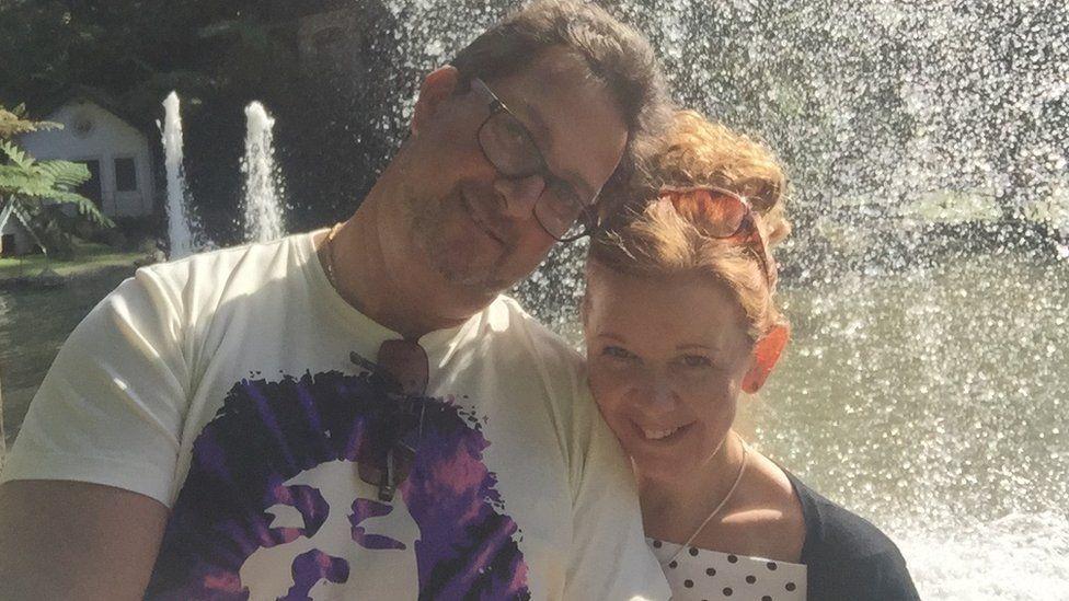 Mr and Mrs Eallett