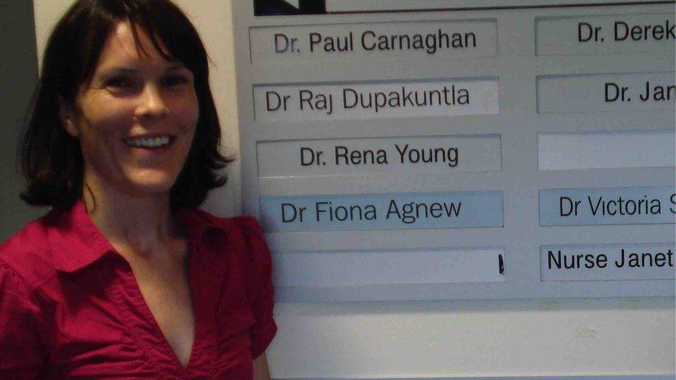 Fiona Agnew