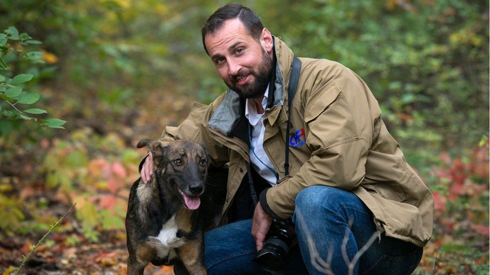 Лукас і собака
