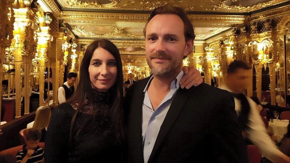 Christine Delcros and Xavier Thomas