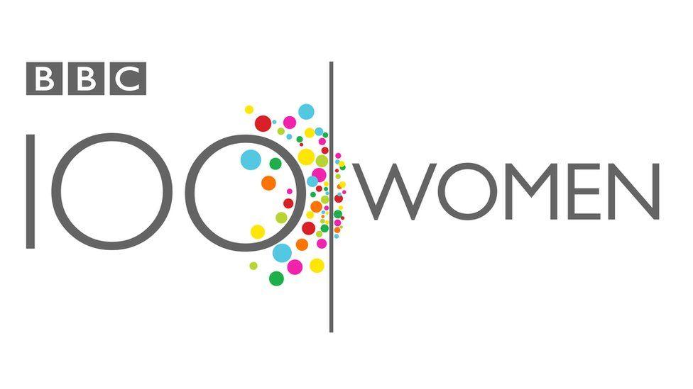 BBC 100 Women logo